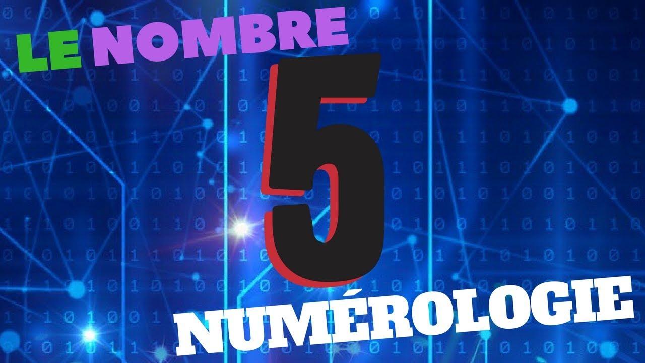 #5 LE 5 ET SES SYMBOLES [#NUMÉROLOGIE]