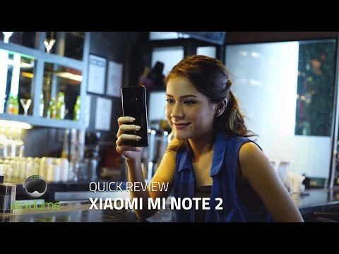 Xiaomi Mi Note 2 Quick Review Indonesia