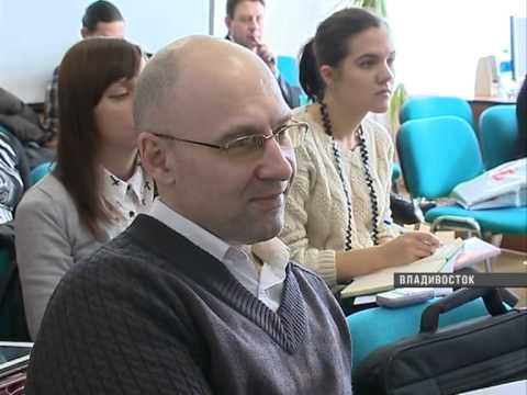 Руководство банка ВТБ-24 в Приморье провело пресс-конференцию