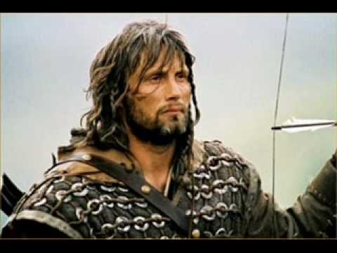 """King Arthur - """"We will go home"""", """"Hold the ice"""""""