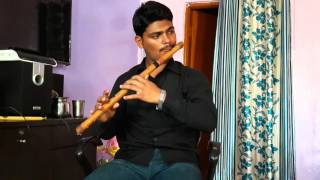 Man udhan varyache flute by Bhalchandra Adsul