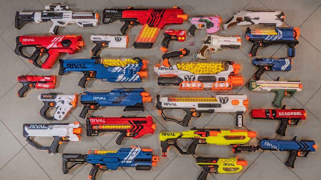 Download Nerf Rival | Series Overview & Top Picks (2019 Updated)