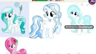 Draw mlp art contest. (Listen carefully what I'm saying).