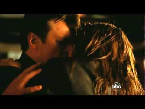 Castle 4x23 - Castle & Beckett Kiss - Always (Season finale end scene)