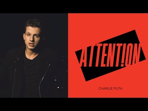 Charlie Puth-Attention(Acoustic) Lyrics