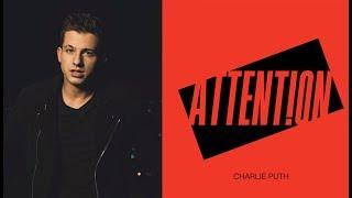 Скачать Charlie Puth Attention Acoustic Lyrics