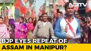Manipur Election 2017: Friends Are A Liability For BJP
