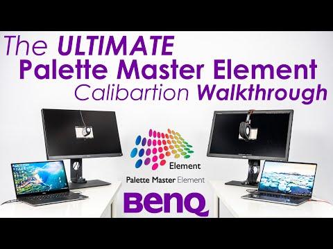 The Ultimate BenQ Palette Master Element Walkthrough!