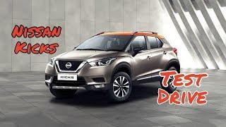 Nissan Kicks|Test Drive Detail Review