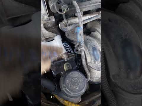 Форд Фокус 2 1.6 Замена ремня/генератора. Замена своими руками.Замена без спец. инструмента!!!