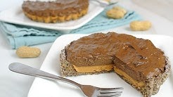 Keto Recipe - Chocolate Peanut Butter Tarts