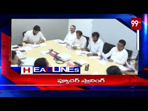 2 PM Headlines | 20-10-2019 | Latest News Updates | 99 TV Telugu