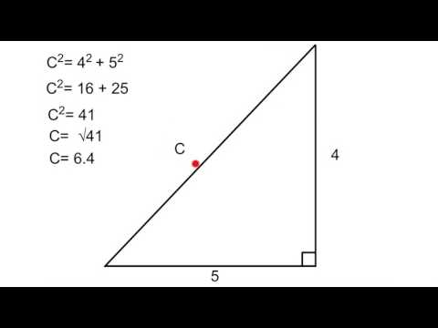 """Thumbnail for the embedded element """"Pythagoras theory"""""""