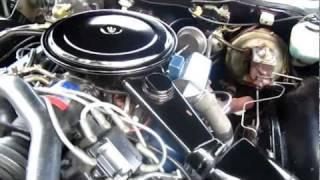 1974 Cadillac Eldorado Convertible with Dan (ASP)