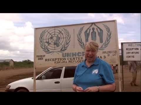 South Sudan: UNHCR Director Naomi Steer visits the frontline