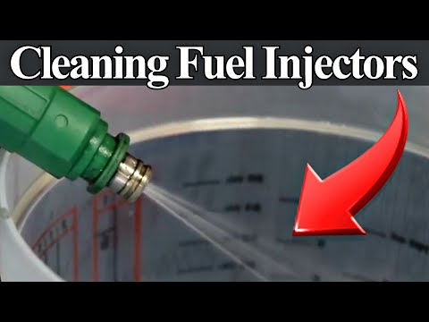 Cleaning Dirty or Clogged Fuel Injectors - DIY Without Using Expensive Equipment