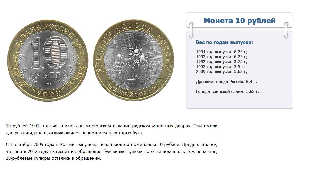 Сколько весят монеты рф аукцион рублей ссср