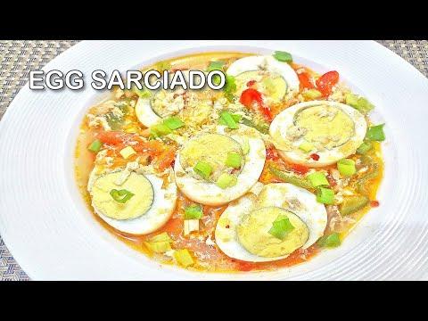 Egg Sarciado Recipe by Filipino Recipes Portal