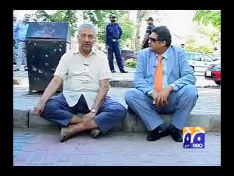 Full Interview of DR  Abdul Qadeer Khan Geo Tv flv   YouTube