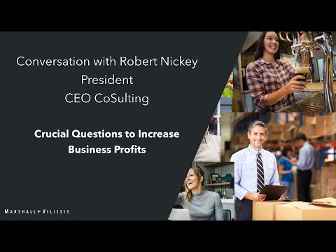 Crucial Questions to Increase Business Profits