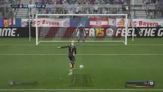 Frantix plays: Fifa 15   Zilao Vs Kurai: Game 4  FIFA final