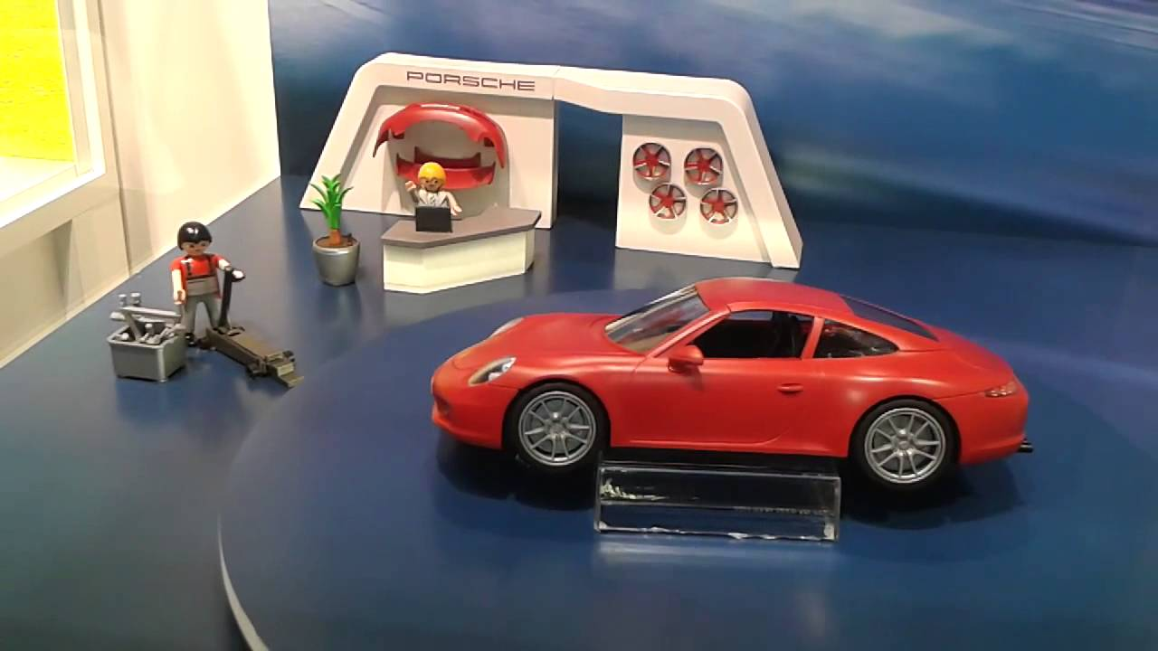 der playmobil porsche 911 art nr 3911 pr sentiert von 2015 youtube. Black Bedroom Furniture Sets. Home Design Ideas