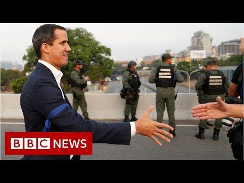 Venezuela's Guaidó appeals