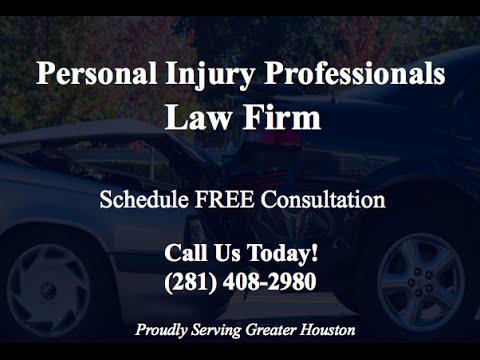 Best Personal Injury Lawyer | 281-408-2980 | Stafford, TX