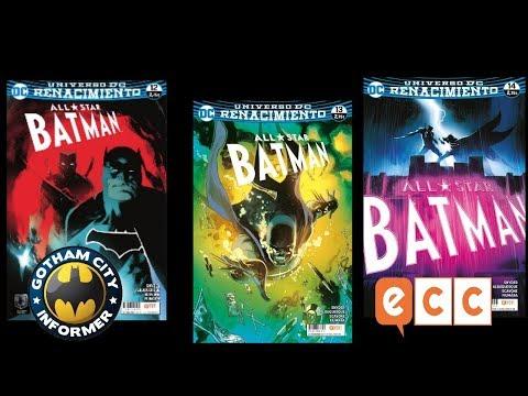 ALL STAR BATMAN #12, #13 Y #14 | Gotham City Informer | Todo Batman en Español