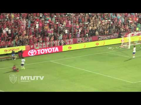 MTUTD.TV Highlight SCG Muangthong United 2-0 Songkhla - Thai Premier League  - Round 22