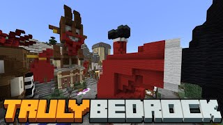 Holiday Goodness and Library Fun! Truly Bedrock SMP | Season 1