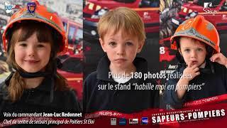 Retour sur la Journée départementale des sapeurs-pompiers de la Vienne 2018