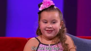 Little Big Shots Viral Dance Sassy VIIETSUB