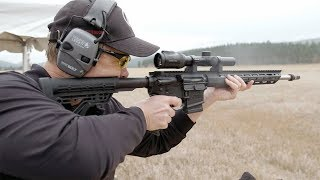 The 5.56mm NATO Mossberg MMR Pro Rifle Is About as Fast as It Gets