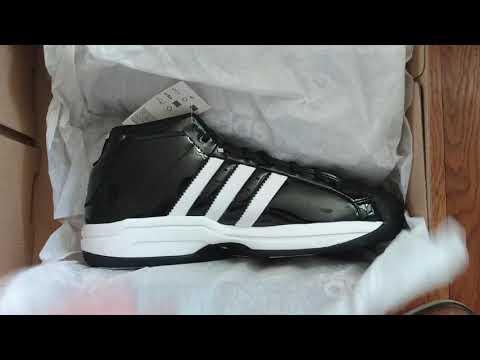 Adidas Pro Model 2G Basketball- Unboxing