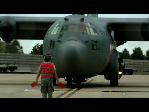 Colorado Wildfires Aerial Firefighting: C-130 aircraft with Modular Air Fire Fighting System (MAFFS)
