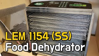 Food Dehydrator All stainless …
