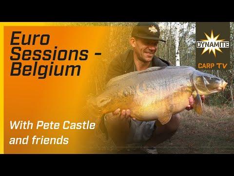 Carp Fishing: Euro Sessions - Belgium