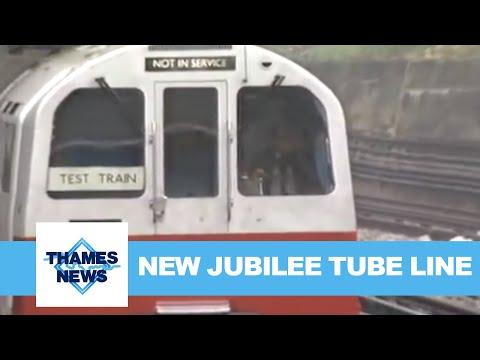 New Jubilee Tube Line | Thames News