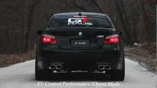 e60 bmw m5 meisterschaft gtc exhaust with section 1 2
