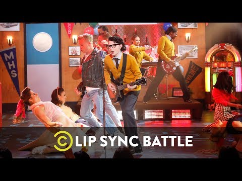 Lip Sync Battle - Finn Wolfhard (Stranger Things) Mp3