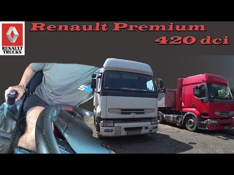 Renault Premium 420dci Az első kamionom...