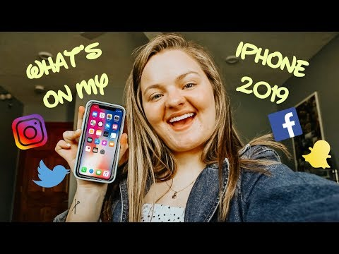 What's on my iPhone 2019 thumbnail