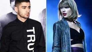 Zayn Malik's Intensely Epic Diss Against Taylor Swift After She Performed With Little Mix