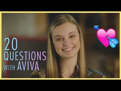 20 Questions with Aviva