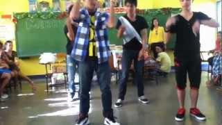 justin bieber-boyfriend(dance cover) by:BOyFriEnD(team pappy) Justin bieber justin bieber