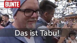 DJ Ötzi - Fremde Dekolletés sind Tabu! - BUNTE TV