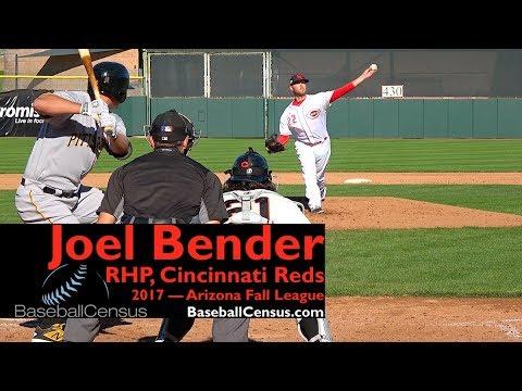 Joel Bender, LHP, Cincinnati Reds