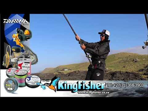 ASFN 2018 Fishing Spot Vlog 0131 -  Port St Johns, Poenskop, Winter Fishing