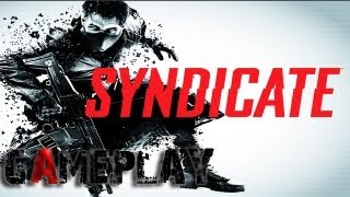 Syndicate Gameplay (PC/HD)